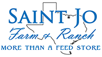 Saint Jo Farm and Ranch Logo