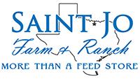 Saint Jo Farm and Ranch Logo