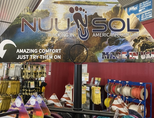 New Styles of NuuSol Sandals