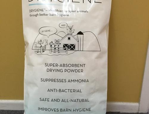 New Product: Drygiene