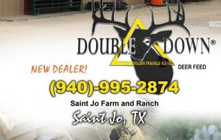 double down deer feed