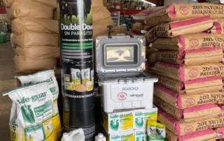 cooler raffle safe-guard big v feeds dewormer