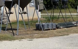 whitetail deer season corn feeders protein feeders texas